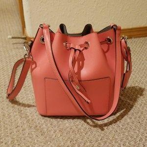 Michael kors drawstring purse
